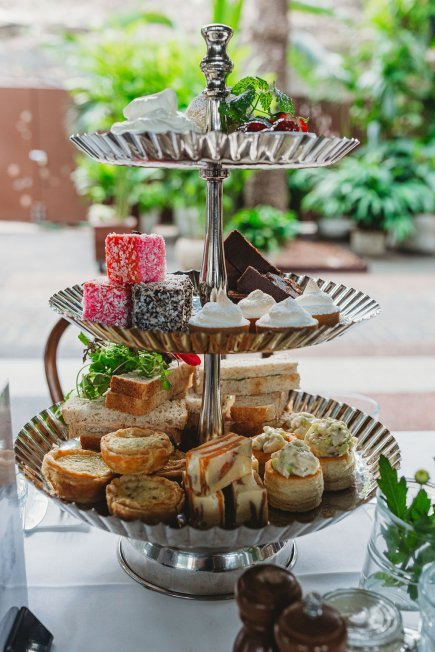 The Garden Room High Tea - 130pm session